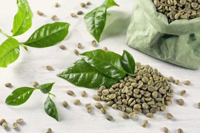 integratore green coffee tea
