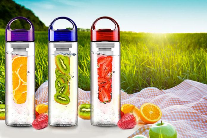 bottiglia acqua detox