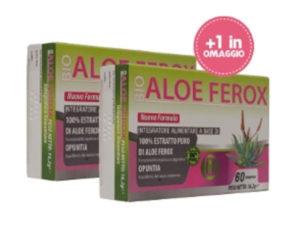 bio aloe ferox integratore alimentare