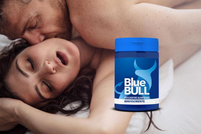 blue bull integratore rinvigorente erezione