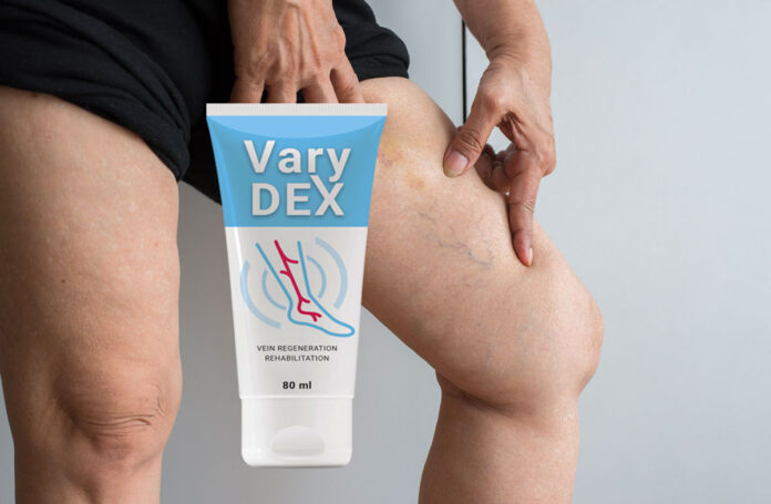 varydex crema vene varicose